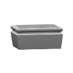 Petersen Precast Site Furnishings - Wheatland Series Planter