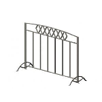 Petersen Precast Site Furnishings - Novak Series Bike Rack