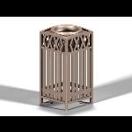 Petersen Precast Site Furnishings - Novak Series Ash Urn
