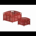 Petersen Precast Site Furnishings - Novack Series Metal Planter