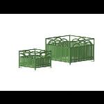 Petersen Precast Site Furnishings - Summerfield Series Metal Planter