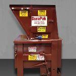 Chutes International - DuraPak™ 130-HD Apartment Compactor