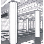 Pittcon Industries - Series 9000 Ceramicsteel Column Covers