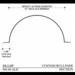 Pittcon Industries - SB-LDP CUSTOM BULLNOSE