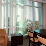 "Mariak Industries - 3.5"" PVC & Fabric Vertical Blinds"