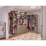 ClosetMaid - MasterSuite® Premium Wood Closet & Storage System