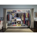 ClosetMaid - ShelfTrack™ Elite Deluxe Wood Closet & Storage System