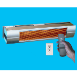 Infrared Dynamics - Sunpak Heater Model S34-TSR