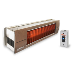 Infrared Dynamics - Sunpak S34-TSH Outdoor Infrared Patio Heaters