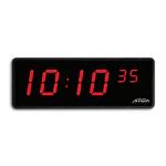 Primex - Digital Clocks - Levo Series