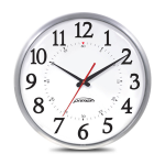 Primex - Slim Metal Series Clocks