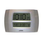 Primex - Personal Series LCD Clock