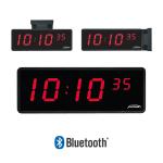 Primex - Smart-Sync Bluetooth® Wireless Technology Digital Series Clocks