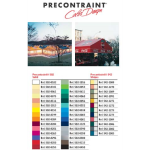 Serge Ferrari - Precontraint Color Design Awning Fabric