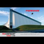 Serge Ferrari - PRECONTRAINT® 1202 T2 back PVDF