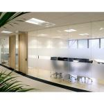 Avanti Systems - Solare™ Single Glazed Frameless Partition System