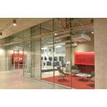 Avanti Systems - Elevare™ Mullion High Wall Glass Partition System