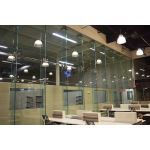 Avanti Systems - Elevare™ Point Support Single Glazed High Wall Glass Partition System