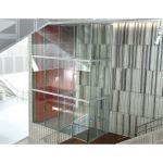 Avanti Systems - Elevare™ Stacking Double Glazed High Wall Glass Partition System