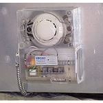 Ruskin Manufacturing - DSDF Duct Smoke Detector (Flow)