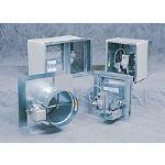 Ruskin Manufacturing - FSD36C UL 555/555S 1 hr./Class II, V-Groove Blade, Corridor Damper