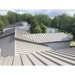 Varco Pruden Buildings - SSR™ Roof System