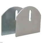"D&D Technologies USA, Inc. - CI2140 / 4"" Hardcore Carriage Plates for Gate Wheels"