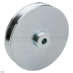 "D&D Technologies USA, Inc. - CI2615 / 6"" Hardcore Gate Wheel for 1 1/2"" Gate Frame"