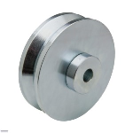 "D&D Technologies USA, Inc. - CI2415 / 4"" Hardcore Gate Wheel for 1 1/2"" Gate Frame"