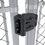 D&D Technologies USA, Inc. - TruClose® Mini Multi-Adjust Round Gate Hinge