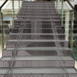 Architectural Grille - Stair Risers & Treads