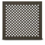 Architectural Grille - 204 Clover Leaf Perforated Grille