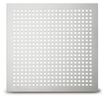 Architectural Grille - 208 Lattice Perforated Grille