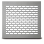 Architectural Grille - 215 Brick Perforated Grille
