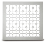 Architectural Grille - 227 Petals Perforated Grille
