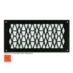 Architectural Grille - Frank Lloyd Wright® Signature Decorative Grille Collection - Infinity