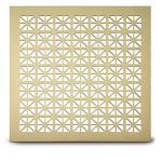Architectural Grille - 202 Grecian Perforated Grille