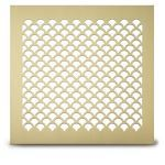 Architectural Grille - 207 Shell Perforated Grille