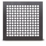 Architectural Grille - 228 Weave Perforated Grille