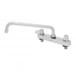 T&S Brass and Bronze Works, Inc. - Equip: Equip Manual Faucets: 5F-8CLX10