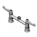 T&S Brass and Bronze Works, Inc. - Equip: Equip Manual Faucets: 5F-8DWX00