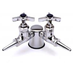T&S Brass and Bronze Works, Inc. - Laboratory Products: Hose Cocks, Turrets, Flanges & Stops: BL-4300-02