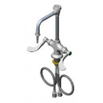 T&S Brass and Bronze Works, Inc. - Laboratory Products: Laboratory Faucets: BL-5704-08WH4