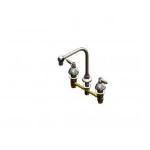 T&S Brass and Bronze Works, Inc. - Manual Faucets: Medical & Lavatory Faucets: B-2858