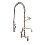 T&S Brass and Bronze Works, Inc. - Pre-Rinse Units: B-0123-12CRCVBC
