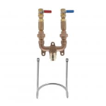 T&S Brass and Bronze Works, Inc. - Washdown Solutions: Washdown Stations: MV-0771-12N-BV