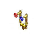 T&S Brass and Bronze Works, Inc. - Washdown Solutions: Washdown Stations: MV-0771-12N