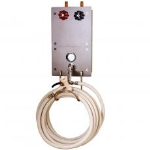 T&S Brass and Bronze Works, Inc. - Washdown Solutions: Washdown Stations: MV-0771-12R-VB