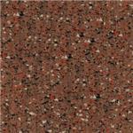 Expanko Resilient Flooring - Reztec Rubber Flooring - Hazelnut