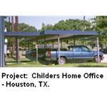 Childers Carports & Structures, Inc. - Newport Model (NE-9)